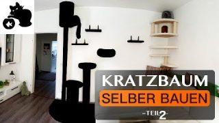 Kratzbaum Selber Bauen Archives Katzentube